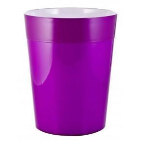 Мусорное ведро Ridder Neon 22020613 фиолетовый (5л)