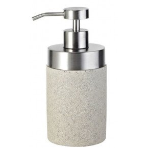 Дозатор для жидкого мыла Ridder Stone 22010511 бежевый