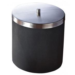 Мусорное ведро Ridder Stone 22010810 черный (5 л)