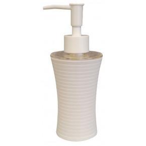 Дозатор для жидкого мыла Ridder Tower 22200501 белый