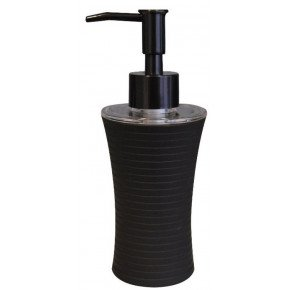 Дозатор для жидкого мыла Ridder Tower 22200510 черный