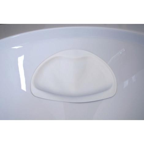 Подголовник для ванны Ridder 68601 белый купить в Москве по цене от 809р. в интернет-магазине mebel-v-vannu.ru