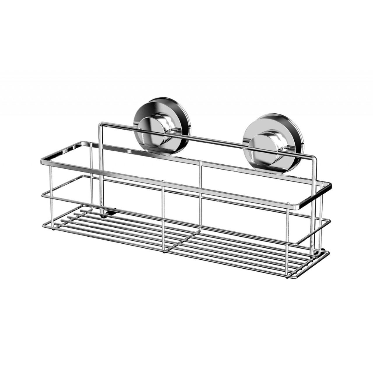 Полка-решётка Ridder 12010200 высокая 300*105 mm купить в Москве по цене от 2992р. в интернет-магазине mebel-v-vannu.ru