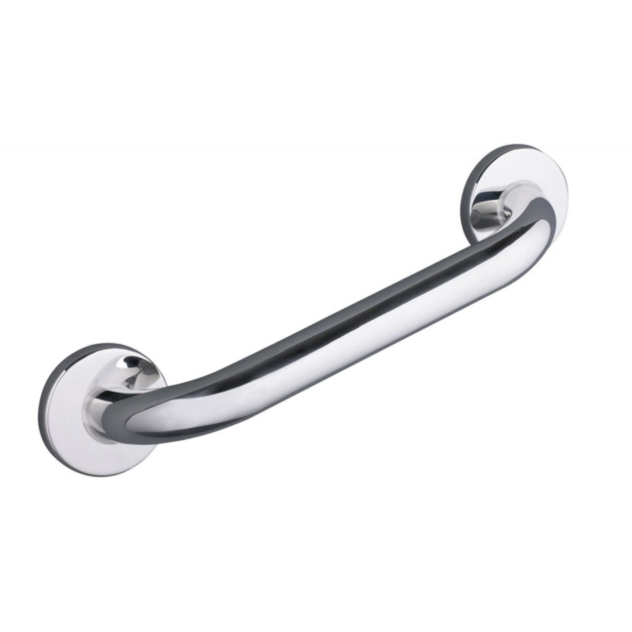 Поручень для ванны Ridder А00130001 хром (30 см) купить в Москве по цене от 3017р. в интернет-магазине mebel-v-vannu.ru