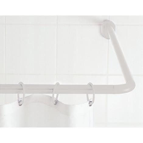 Штанга угловая Ridder 59001 белый 80*80 см купить в Москве по цене от 2848р. в интернет-магазине mebel-v-vannu.ru