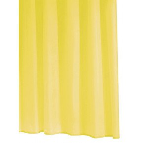 Штора для ванной комнаты Ridder Standard желтый 180x200 31314