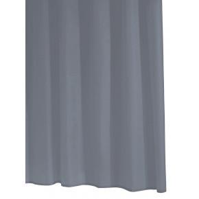 Штора для ванной комнаты Ridder Standard серый/серебряный 180x200 31317