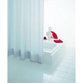Штора для ванной комнаты Ridder Uni (П) белый 180x200 131310 Aqm
