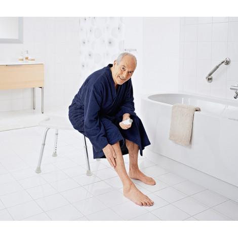Табурет в ванну Ridder А00601101 с регулируемой высотой купить в Москве по цене от 5320р. в интернет-магазине mebel-v-vannu.ru