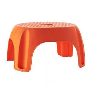 Табурет в ванну Ridder Promo А1102614 оранжевый