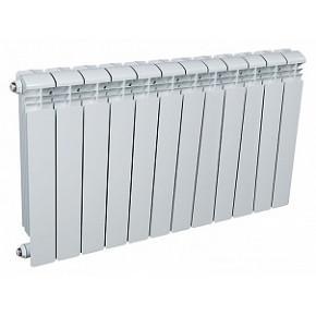 Радиатор водяной алюминиевый Rifar Alum 350 12 секций