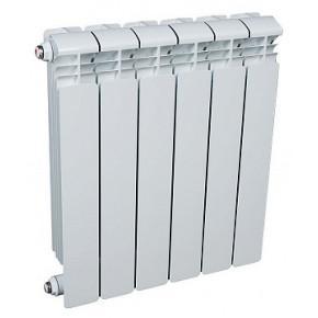 Радиатор водяной алюминиевый Rifar Alum 350 6 секций