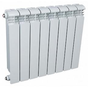 Радиатор водяной алюминиевый Rifar Alum 350 8 секций