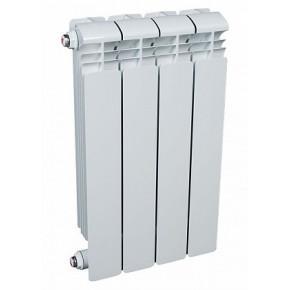 Радиатор водяной алюминиевый Rifar Alum 500 4 секции