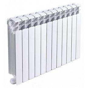 Радиатор водяной биметаллический Rifar Base 350 12 секций
