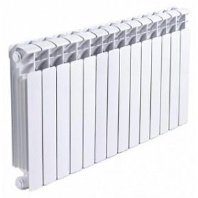 Радиатор водяной биметаллический Rifar Base 350 14 секций