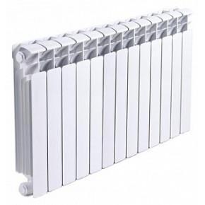 Радиатор водяной биметаллический Rifar Base 500 13 секций