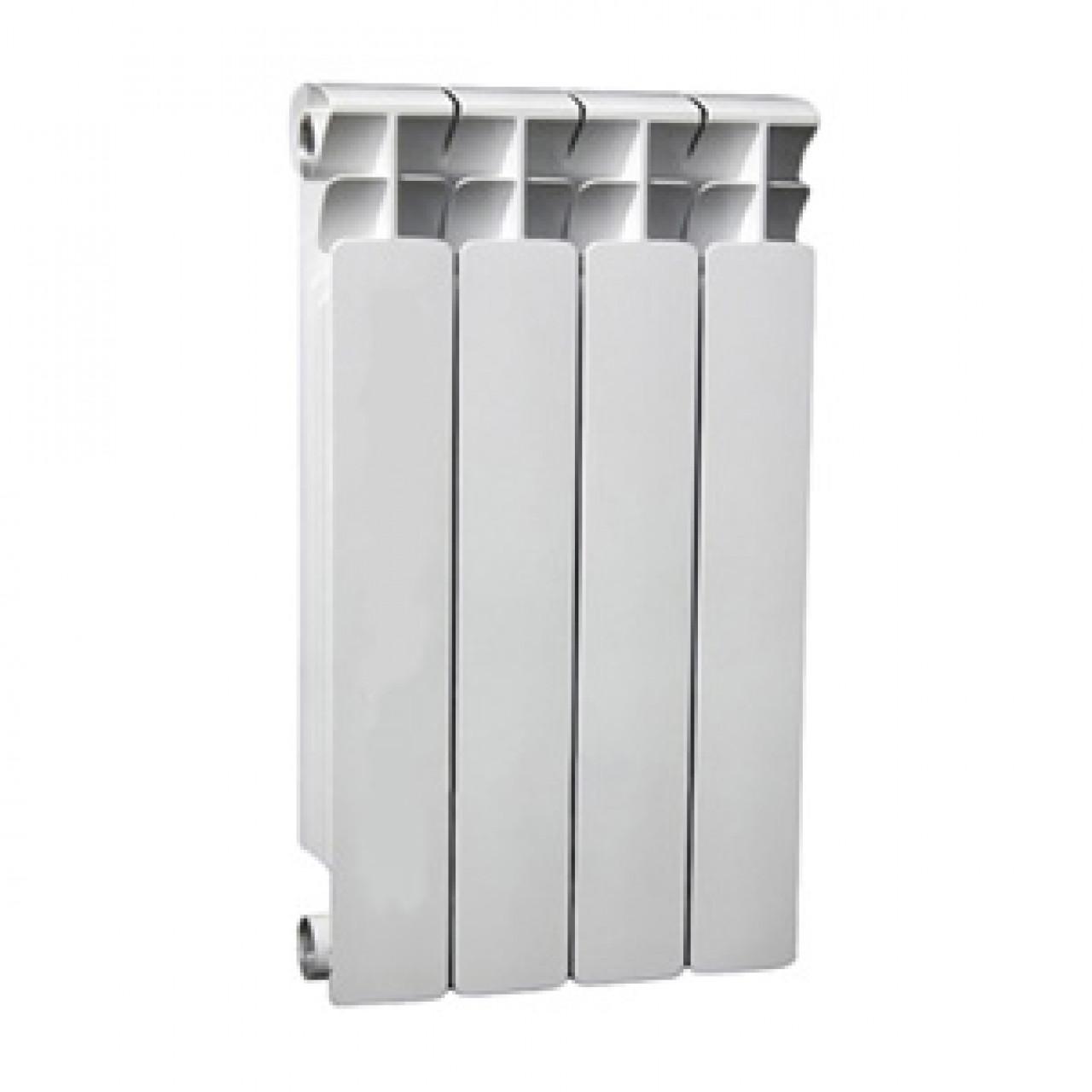 Радиатор водяной биметаллический Rifar Base 500 4 секции купить в Москве по цене от 2700р. в интернет-магазине mebel-v-vannu.ru