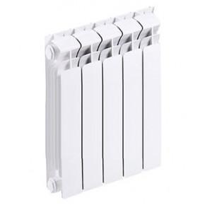 Радиатор водяной биметаллический Rifar Base 500 5 секций
