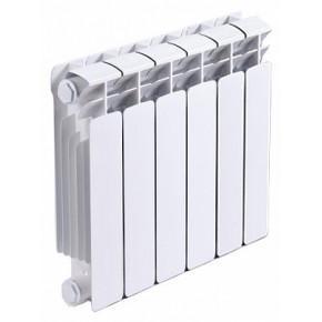 Радиатор водяной биметаллический Rifar Base 500 6 секций