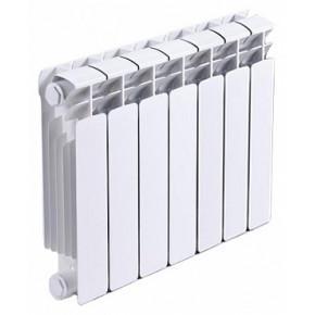 Радиатор водяной биметаллический Rifar Base 500 7 секций
