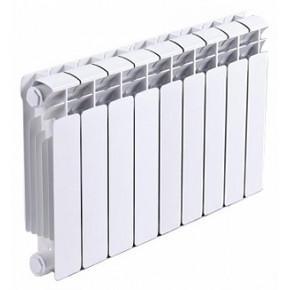 Радиатор водяной биметаллический Rifar Base 500 9 секций