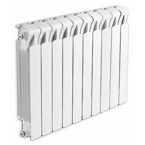 Радиатор водяной биметаллический Rifar Monolit 350 10 секций