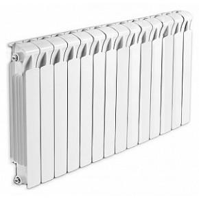 Радиатор водяной биметаллический Rifar Monolit 350 14 секций