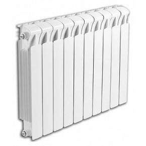 Радиатор водяной биметаллический Rifar Monolit 500 10 секций