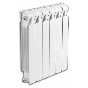 Радиатор водяной биметаллический Rifar Monolit 500 6 секций