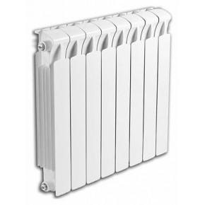 Радиатор водяной биметаллический Rifar Monolit 350 8 секций