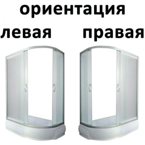 Душевое ограждение River DON 90/70/26 МТ L, R без поддона