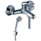 Смеситель Rossinka B35-31 для ванны купить в Москве по цене от 2666р. в интернет-магазине mebel-v-vannu.ru
