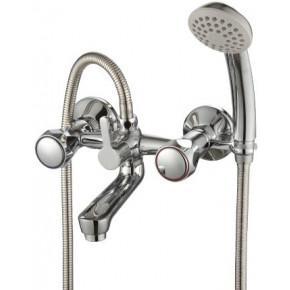 Смеситель Rossinka L02-83 для ванны