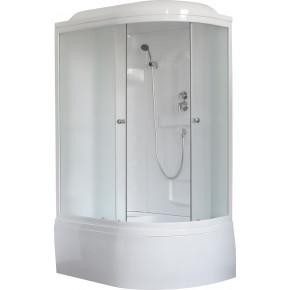 Душевая кабина Royal Bath RB 8120BK1-M, лев.