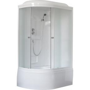 Душевая кабина Royal Bath RB 8120BK1-M, прав.