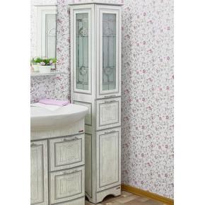 Пенал для ванной Sanflor Адель напольный