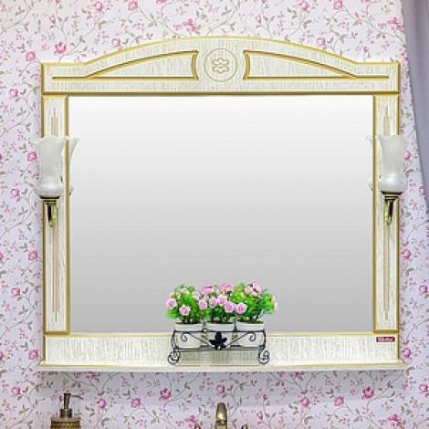 Зеркало Sanflor Адель 100 купить в Москве по цене от 9882р. в интернет-магазине mebel-v-vannu.ru