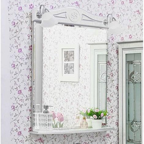 Зеркало Sanflor Адель 65 купить в Москве по цене от 6376р. в интернет-магазине mebel-v-vannu.ru