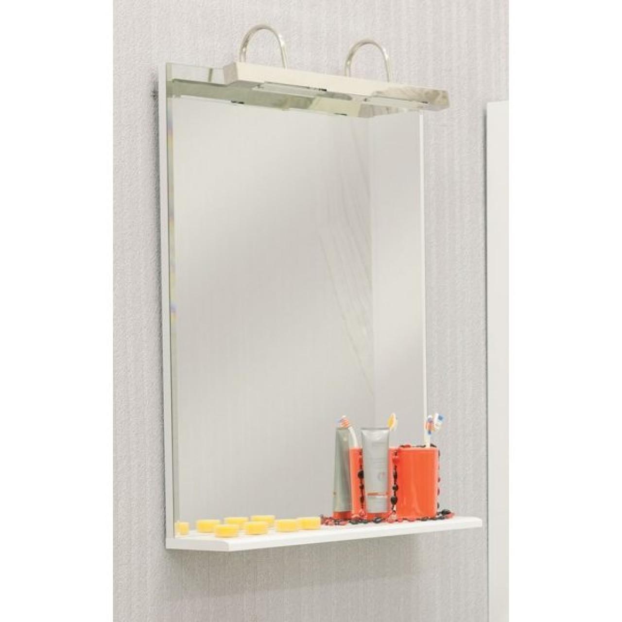 Зеркало Sanflor Бэтта Одри 60 купить в Москве по цене от 5632р. в интернет-магазине mebel-v-vannu.ru
