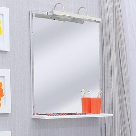 Зеркало Sanflor Бэтта Одри 70 купить в Москве по цене от 5991р. в интернет-магазине mebel-v-vannu.ru