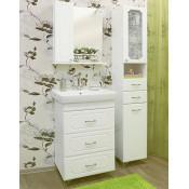 Комплект мебели Sanflor Ксения 60 напольный купить в Москве по цене от 15260р. в интернет-магазине mebel-v-vannu.ru