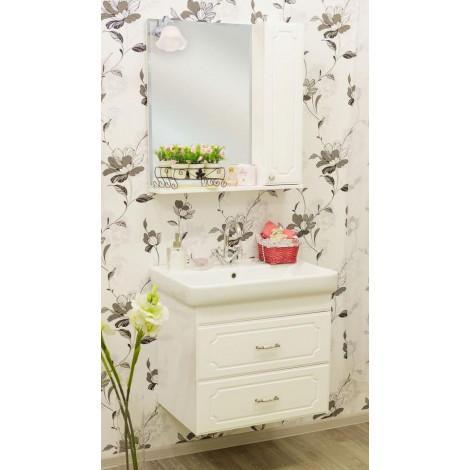 Комплект мебели Sanflor Ксения 70 купить в Москве по цене от 14921р. в интернет-магазине mebel-v-vannu.ru