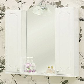 Зеркало-шкаф Sanflor Ксения 80