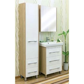 Комплект мебели Sanflor Ларго 60 белый