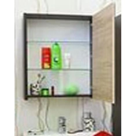 Зеркало-шкаф Sanflor Ларго 60 купить в Москве по цене от 4351р. в интернет-магазине mebel-v-vannu.ru
