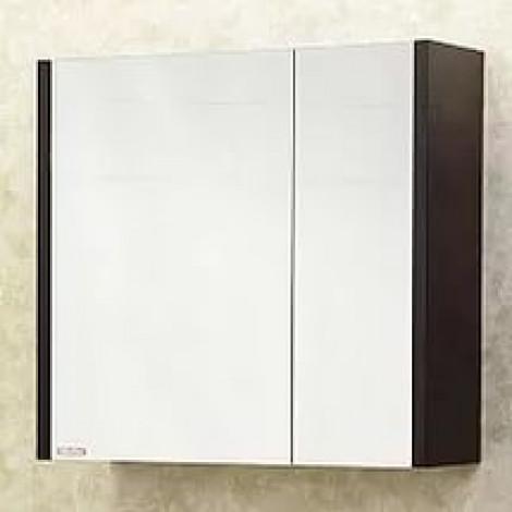 Зеркало-шкаф Sanflor Ларго 80 купить в Москве по цене от 5459р. в интернет-магазине mebel-v-vannu.ru