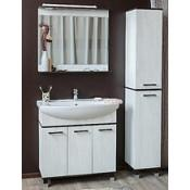 Комплект мебели Sanflor Толедо 85 купить в Москве по цене от 14106р. в интернет-магазине mebel-v-vannu.ru