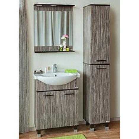 Пенал для ванной Sanflor Толедо купить в Москве по цене от 5390р. в интернет-магазине mebel-v-vannu.ru