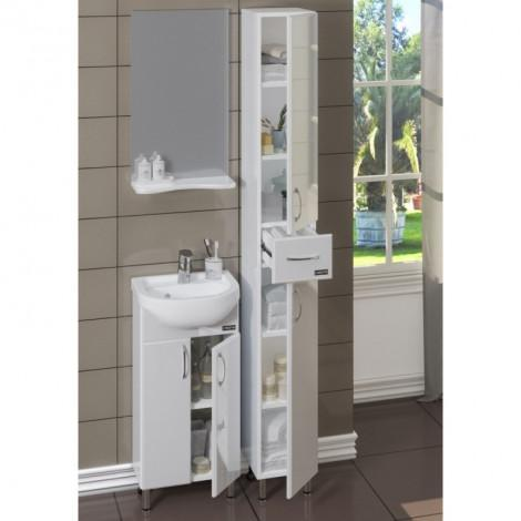 Комплект мебели СанТа Сити 40 купить в Москве по цене от 5356р. в интернет-магазине mebel-v-vannu.ru